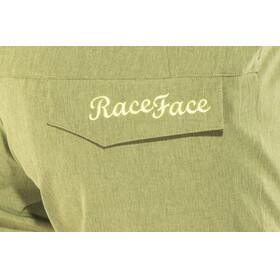 Race Face Charlie - Culotte corto sin tirantes Mujer - amarillo
